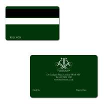 Magnetic Stripe Cards Used in POS System