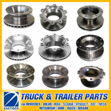Over 100 Items Trailer Parts of Brake Disc for BPW