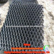 Blende 50 * 50mm Carbon Steel 0Cr18 Heizung widerstehen Schildkröte Shell Mesh (Fabrik)