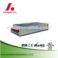 fuente de alimentación de CA de CA de marco abierto de salida única 200w 48v