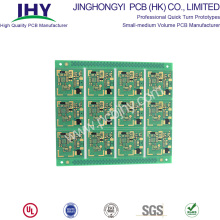 PCB BGA via in PAD
