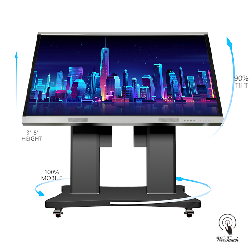 86 inches infra-red screen Automatic stand