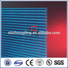 8мм 10мм 12мм лист поликарбоната УФ-упорный ясный поликарбонат пластины