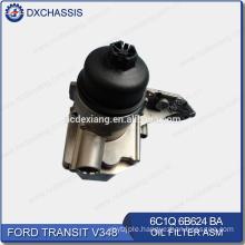 Genuine Engine Oil Filter for Ford Transit V348 6C1Q 6B624 BA