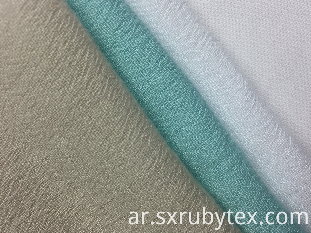 Woven Crepe Solid Fabric
