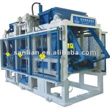 Máquina para hacer bloques de pavimentadora