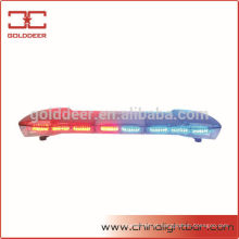 Barra de luz do diodo emissor de carro bar do veículo telhado Top luz de emergência