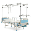Orthopädisches Traktionsbett für ein vierseitiges Krankenhaus