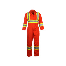 Popular Safety Overall with Reflective Tape