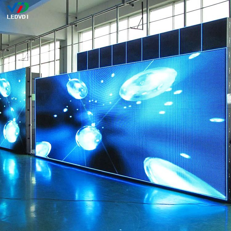 Advertising Board Led Panel Module Cabinet Screen