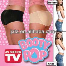 Горячие сексуальные трусики из поп-пота, как видно по телевизору