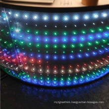 WS2811 LED module string for DJ booth