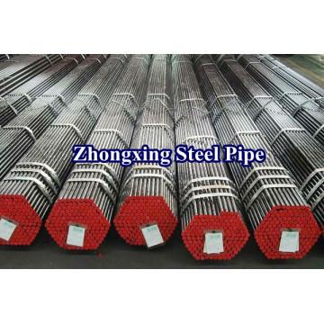 Tubo mecánico de propiedades de acero sin costura ASTM SA179