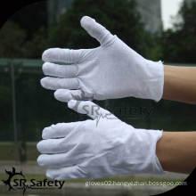 SRSAFETY inspection gloves white
