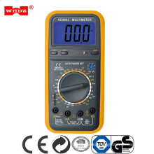 New Style Digital Multimeter VC9802 backlight large lcd display