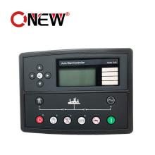 Deepsea Dse710 Auto Start Control Module Diesel Generator Parts Electronic Controller Board LCD Display Genset Monitors