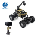 2.4G equipped with 4 motors Waterproof Crawler RC Car With 0.3MP WiFi camera