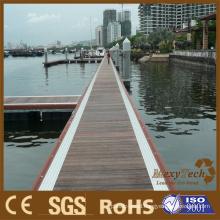 WPC Dock Planking, Composite Marina Decking, Pier Flooring Wharf Planking