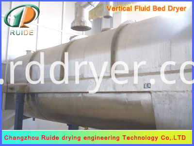 Continuous Seed Vibrate Fluid Bed Drier