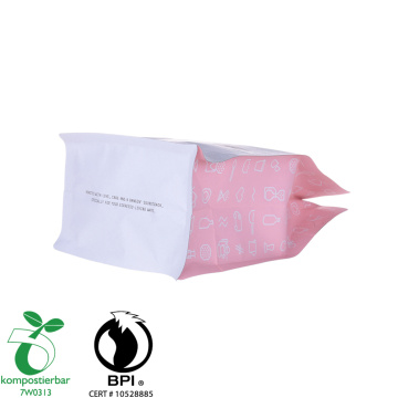 Ziplock Flat Bottom Bio Pouch Fabricante en China