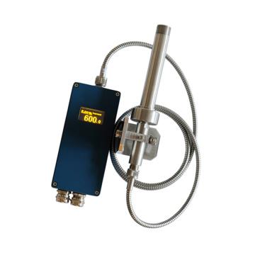 Metalurgia del tratamiento térmico del pirómetro del horno de grafito