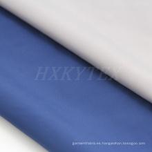 Llano teñido de tejido de poliéster de memoria para Men′s chaqueta