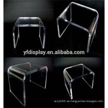 U-Typ Acryl Material Tisch für Wohnmöbel