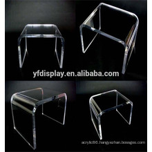 U-type Acrylic Material Table for Home Furniture