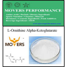 Suministro Suplemento nutricional de alta calidad L-Ornitina alfa-cetoglutarato (2: 1)