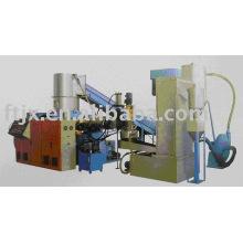LDPE HDPE Film Recycling Pelletizing Line