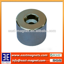 special shape ring magnet fro sale/neodymium magnet for super market/ndfeb magnet custom-made for sale