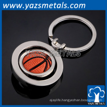 hight quality custom sport metal keychain