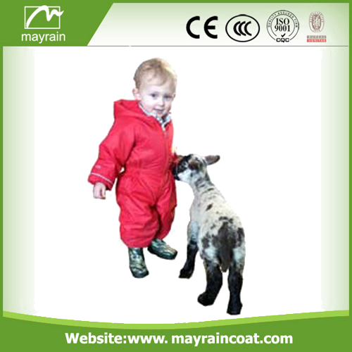 Reflective Tape Polyester Rainsuit