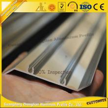 Grelha / obturador 6063t5 de alumínio para a decoração exterior