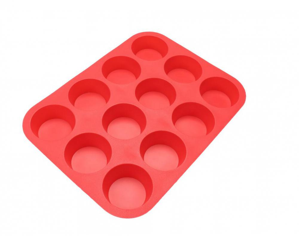 Silicone Non-stick Reusable Baking Cake Pan