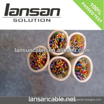 LANSAN Alta velocidade todos os tipos de cabos telefónicos interiores CE UL ISO APPROVAL