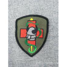 Qualität professionelle Kleidung Label Stickerei Patch für Kleidungsstück Zubehör