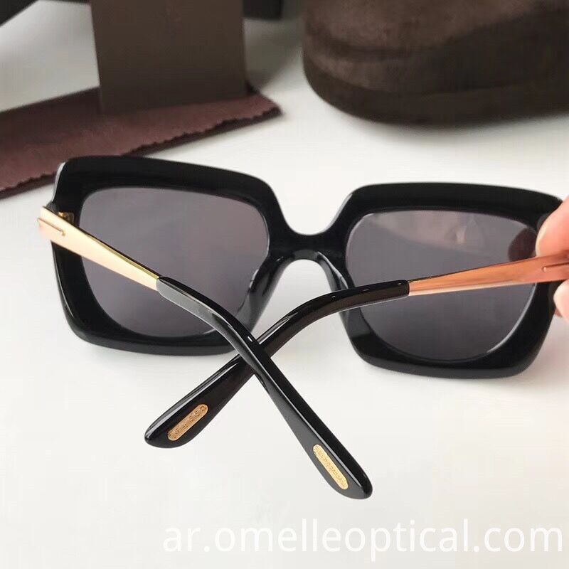 Retro Square Sunglass