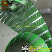 Stainless Steel Wire Rope Mesh for Security Division