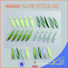 JML064 vertical jig fishing lures fishing metal lure saltwater jigging lures