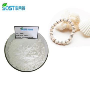 Chinese Supplier Cosmetic Hydrolyzed Pearl Powder