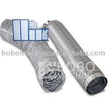 aluminum flexible conduit forming machine