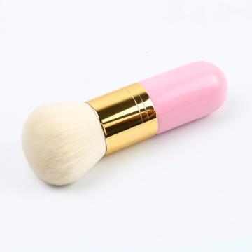 Pink Kakubi Lttle Powder Brush Single Brush