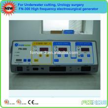 Para operação de corte de água e urologia FN 300 Gerador eletrocirúrgico de alta freqüência