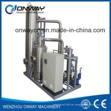 Sehr hoch effizient Niedrigste Energie Consumpiton Mvr Verdampfer Mechanische Dampf Kompressor Maschine Mechanische Dampf Kompression