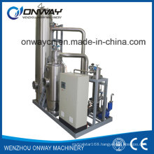 Very High Efficient Lowest Energy Consumpiton Mvr Evaporator Mechanical Steam Compressor Machine Mechanical Vapor Compression