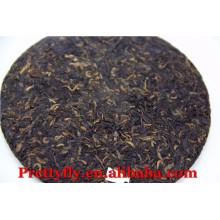 Yunnan Organic Health Care Geschmack 500g Pu'er Tee Verkauf, Puerh Tee trinkt niedrigeren Blutdruck