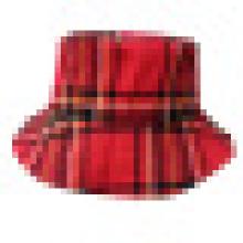 Chapeau à godet avec vernis en tissu (BT068)