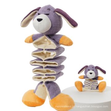 Brinquedo de pelúcia para animais de estimação
