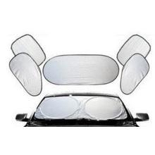 Toldos para automóveis espessantes de verão prata, proteção solar com isolamento de raios ultravioleta por atacado